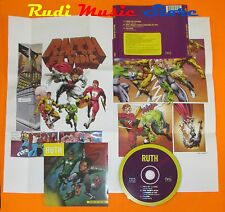 CD Singolo RUTH Fear of flying  Eu 1997 BMG COMPANY 74321506962 mc dvd (S7)