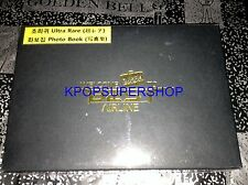 BEAST Welcome Back to B2ST Airline RARE Tour Photobook New Sealed KPOP K-POP OOP