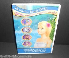 Barbie and Her Animal Friends DVD