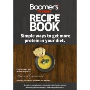 Boomers Recipe eBook 1
