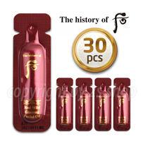 [The History of Whoo] Jinyulhyang Red Wild Ginseng Facial Oil 1ml x 30pcs