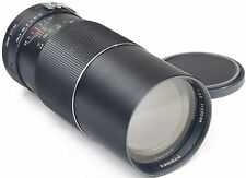 PRAKTICA M42 200mm 3.5 - Prakticar VS-LLC Electronic Mount -