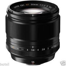 Fujinon XF 56mm F1.2 R Prime Lens Fuji FujiFilm Brand Cod New Jeptall