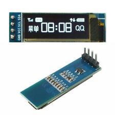 C I2C 0.91 128x32 Blue Oled Lcd Module 3.3v 5v For PIC S5S6