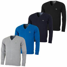 Lacoste V Neck Jumpers for Men