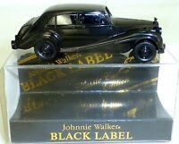 Rolls Royce 1951 Johnnie Walker Classic Car Edition BLACK LABEL WIKING H0 å *