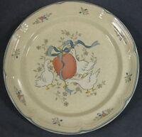 Marmalade 8868 Chop Plate Round Serving Platter International China Goose Geese