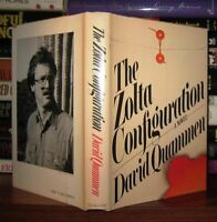 Quammen, David THE ZOLTA CONFIGURATION  1st Edition 1st Printing