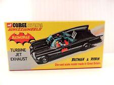 Corgi Juniors Batman empty box