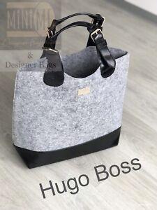 🆕💖💝HUGO BOSS Women's Grey Tote Bag BRAND NEW SEALED 💖💝💖