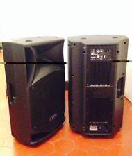 COPPIA FBT ProMaxx 10A Casse Amplificate Attive 900 Watt RMS CONTINUI L'UNA