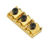 Genuine Floyd Rose R3 Locking Nut, Gold, Made in Germany