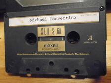 RARE PROMO Michael Convertino DEMO CASSETTE TAPE score Bodies Rest & Motion 1993