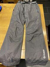 Colmar Ski Pants EU 46 (Sml Mens Or Age 14)