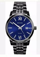 Sekonda Men's Stainless Steel Blue Dial Bracelet Watch 1188 New With Box