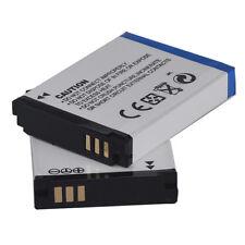 2x For Samsung SLB-10A Battery WB150F WB280F WB201F WB2100 WB800F EX2F J3O9