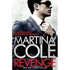 Revenge, Cole, Martina, New Book