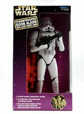 "Star Wars 12"" Motion Detection Stormtrooper Room Alarm With Laser Target Game"
