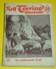 ROLF TORRING`S ABENTEUER NR. 197 / HANS WARREN / VORKRIEG ORIGINAL / KLEINBAND