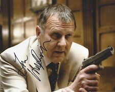 ACTOR TOM WILKINSON SIGNED MICHAEL CLAYTON MOVIE 8X10 PHOTO C W/COA THE PATRIOT