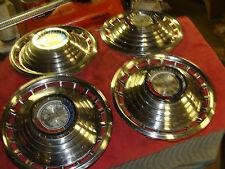 1963 Ford Galaxie-Fairlane hub caps