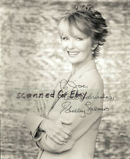 SHELLEY FABARES-SIGNED-8X10-GIRL HAPPY-CLAMBAKE-BRIAN SONG-COACH-DONNA REED SHOW