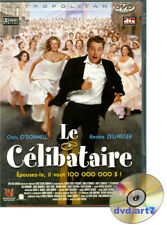 DVD : LE CÉLIBATAIRE - Renée Zellweger - Chris O'Donnell - Peter Ustinov