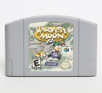 Harvest Moon 64 Game Card for Nintendo 64 N64 US Version