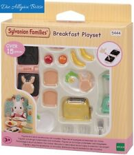 Sylvanian Families 5444 Frühstücks Spiel Set Breakfast Play Set Epoch Neu OVP