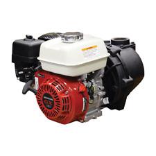 "Banjo 2"" Cast Iron Transfer Pump, Powered by Honda GX160 Engine, EPDM Seals"