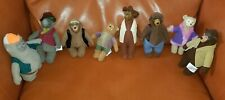 Disney Country Bear Jamboree Complete McDonalds Happy Meal Set