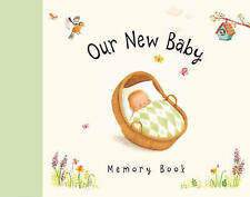 Our New Baby Memory Book by Lion Hudson Plc (Hardback, 2017)