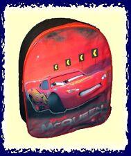 Superbe sac à dos Disney Cars 32x26 cm école maternelle neuf