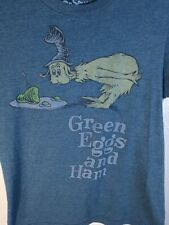 Dr. Seuss Green Eggs and Ham T Shirt Size - Small