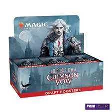 More details for mtg - innistrad crimson vow - draft booster box - new *preorder 19/11/2021*