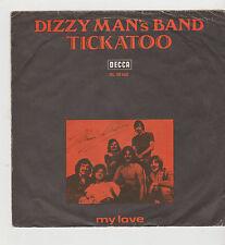 "7"" DIZZY MAN`S BAND TICKATOO DECCA DL 25425 my love"