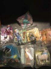 Disney Pocahontas Burger King 1995 Complete Set Of 8 NIP