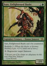 Isao, enlightened bushi foil | nm | Bok | Magic mtg