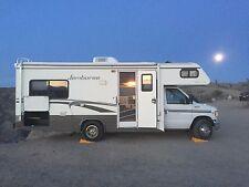 24ft Fleetwood RV Jamboree Ford E450 V10 305 hp 61k miles