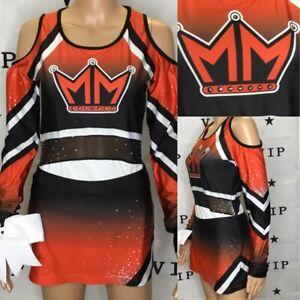 Cheerleading Uniform Allstars Adult MED