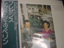 LED ZEPPELIN Presence JAPAN Replica GATEFOLD JACKET 2003 RELEASE OBI in a CD
