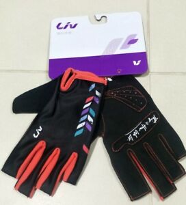 LIV by Giant 2018 Series Women's Cycling Gloves Finger Tip exposed S,M,L sizes