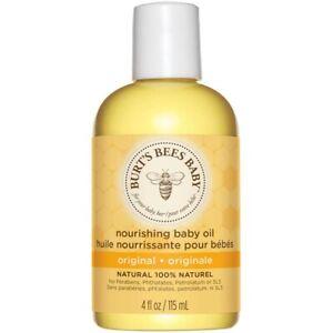 Burt's Bee Baby Bee - Nourishing Baby Oil
