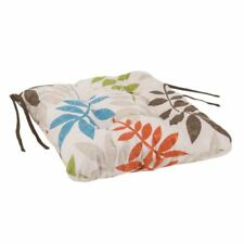 Solid Pattern 100% Cotton Garden & Patio Furniture Cushions