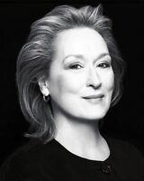 Meryl Streep 8x10 Photo 027