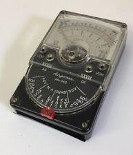 Vtg Argonne Test Meter Ar-660 Some Cracks Untested