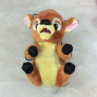 "Disney Babies Baby Bambi Plush Doll Toy Stuffed 11"" Tall No Blanket"