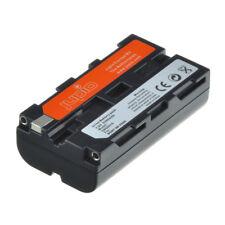 Batteria cp. Sony NP-F550 CCD-SC/TR/TRV DCR-TRV/VX DSC DSR GV HDR HDV MVC
