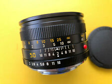 Leica Leitz Summicron R 50mm 2,0 3CAM.