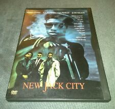 New Jack City (DVD Movie Judd Nelson Wesley Snipes RARE OOP